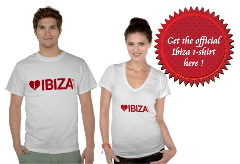 Official Ibiza T-Shirts and more...