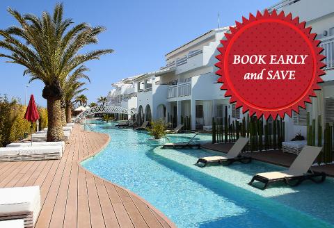 Ibiza Hotels, Villas & Flats